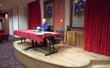 Quelle Bonne Nouvelle annonçons-nous ? la prochaine conférence de Saint-Arnoux le 21 novembre