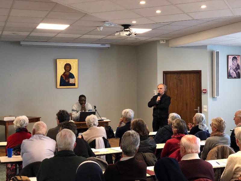 Homélie : Journée diocésaine de formation liturgique