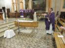 Messe de funérailles du père Antoine de Padoue Chonang