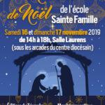 Marché de Noël de l'école Sainte-Famille