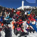 Camps de ski de l'Eau Vive