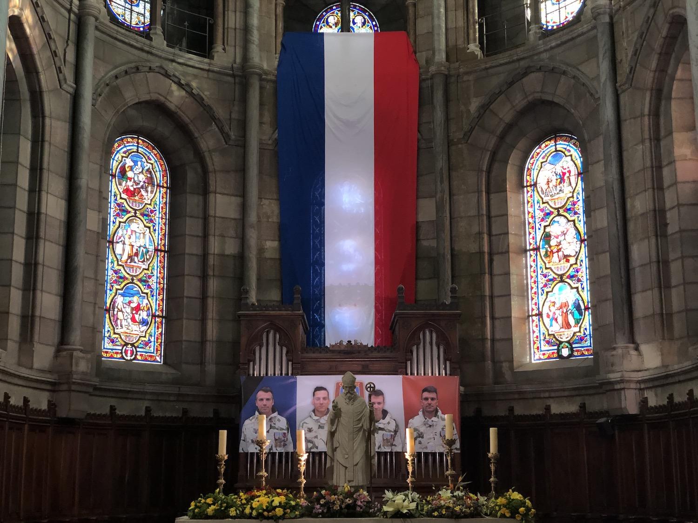 Homélie de la messe diocésaine pour les militaires morts en OPEX.