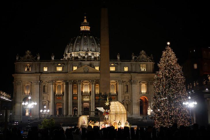 Lettre du Pape François «Admirabile signum», sur la signification et la valeur de la crèche de Noël