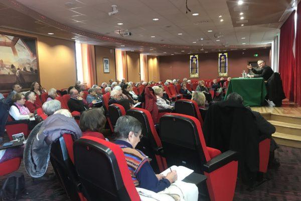Conférence d'entrée en Avent