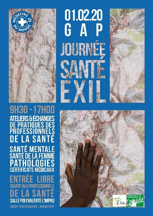 Journée Santé & exil