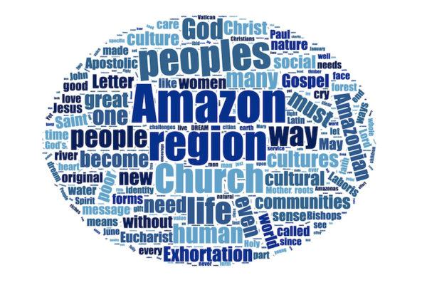 """""""Chère Amazonie"""" – Exhortation du Pape François le 12 février 2020"""