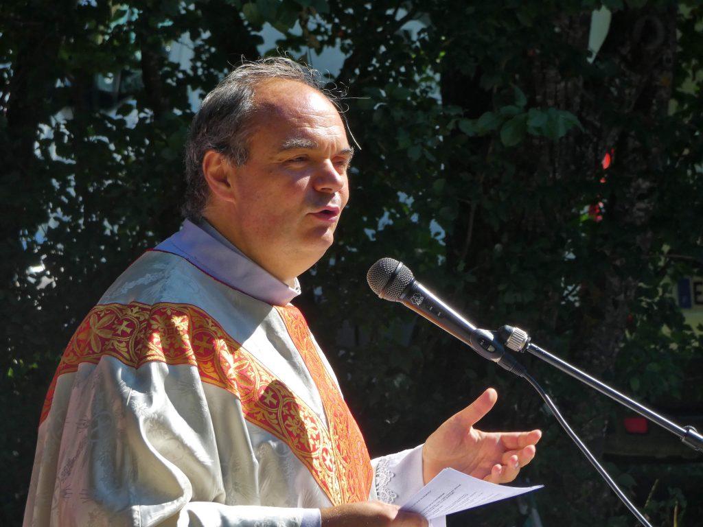 Décès du Père Sébastien Dubois