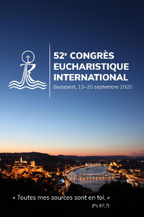 Participez au 52e congrès eucharistique avec le Pape François
