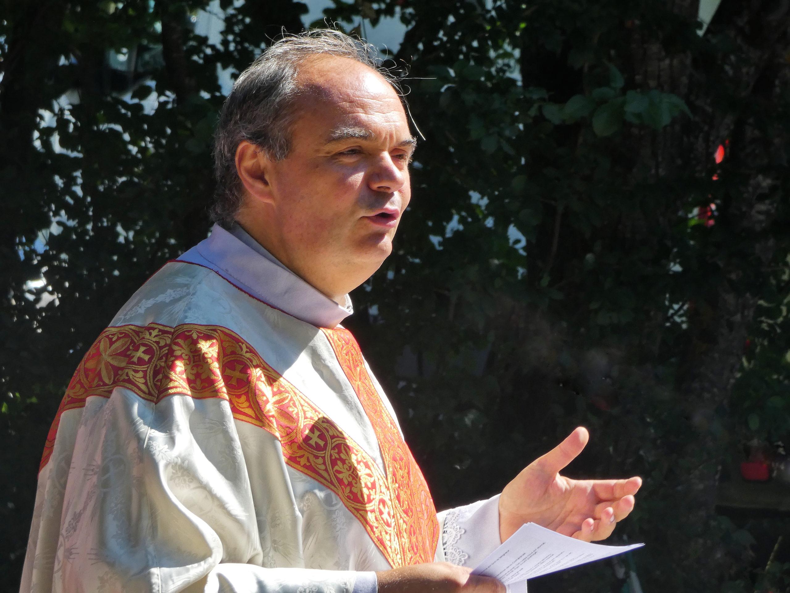 Veillées de prière pour le Père Sébastien Dubois
