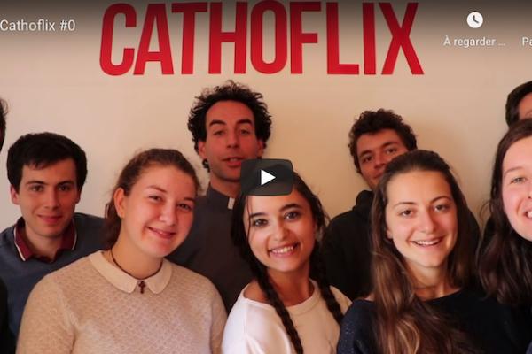 Cathoflix mieux que Netflix – le #confinement pour les jeunes