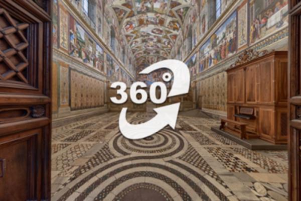 #confinement Les musées du Vatican proposent sept visites virtuelles