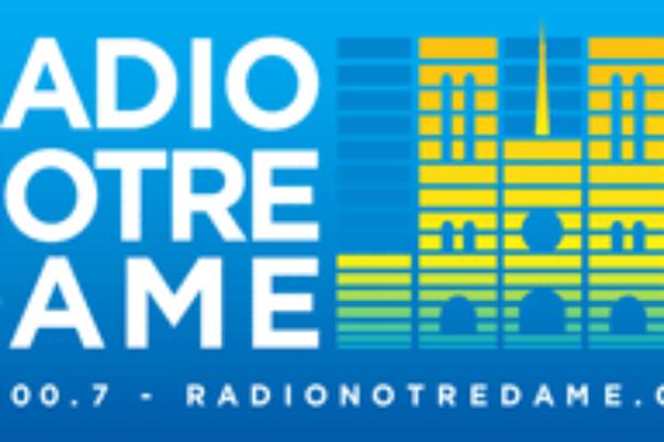 #confinement Emission Radio Notre-Dame sur le silence, avec le P Ludovic Frère recteur du Laus