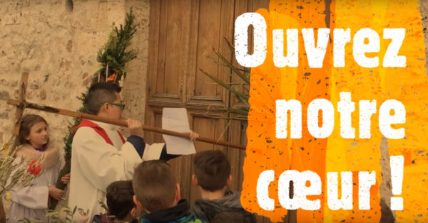 Le Père Jean-Baptiste Tran nous invite à la communion de prière avec le monde entier pour fêter les Rameaux
