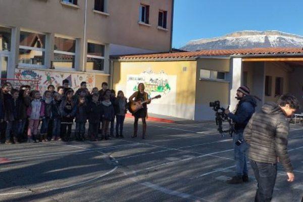 Les élèves de l'école Sainte-Agnès créent durant le confinement