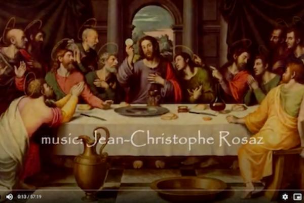#confinement Ecouter la Passion selon St Jean créée en musique à Briançon