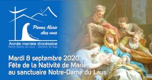 HOMÉLIE DE LA MESSE DE LA FÊTE DE LA NATIVITÉ DE LA VIERGE MARIE