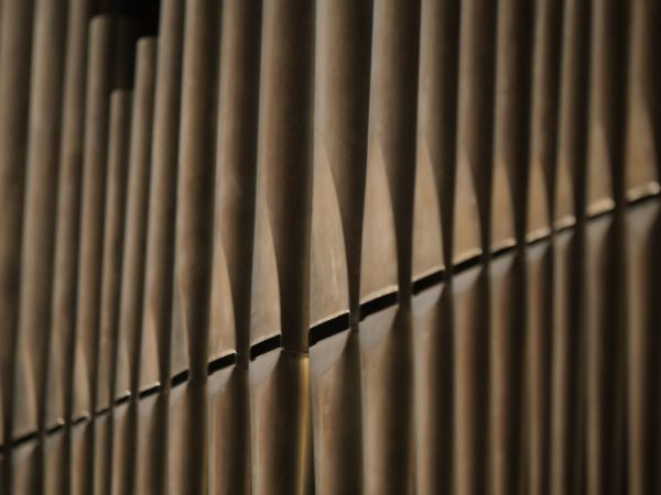 Un stage d'orgue dans les Hautes-Alpes