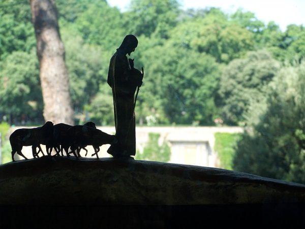 Le sculpteur Louis Brachet en interview sur RCF Alpes-Provence