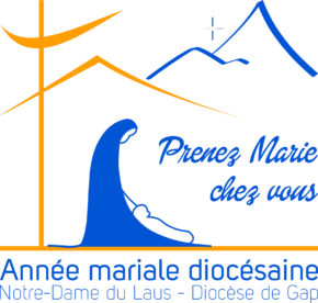Logo année mariale