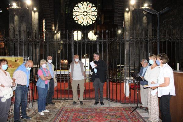 """Inauguration de l'exposition """"Matteo Ricci, pionnier des échanges scientifiques Chine-Europe"""""""
