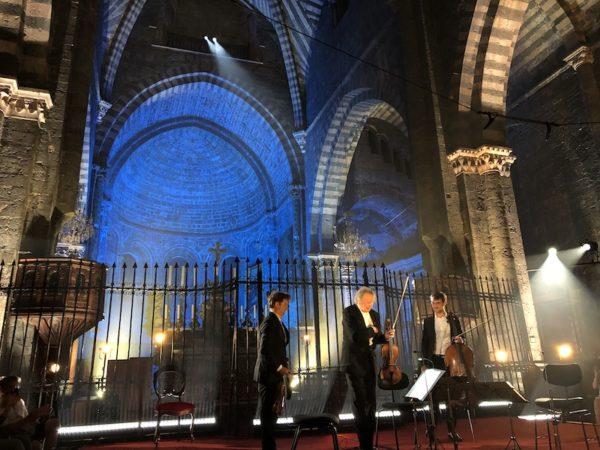 Cathédrale d'Embrun : concert pour les soignants & loto du patrimoine