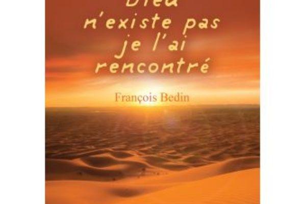 Le père François Bedin dédicace son nouveau livre à Veynes