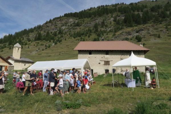 20200816 Fête de la saint Roch à Valpreyver en Queyras