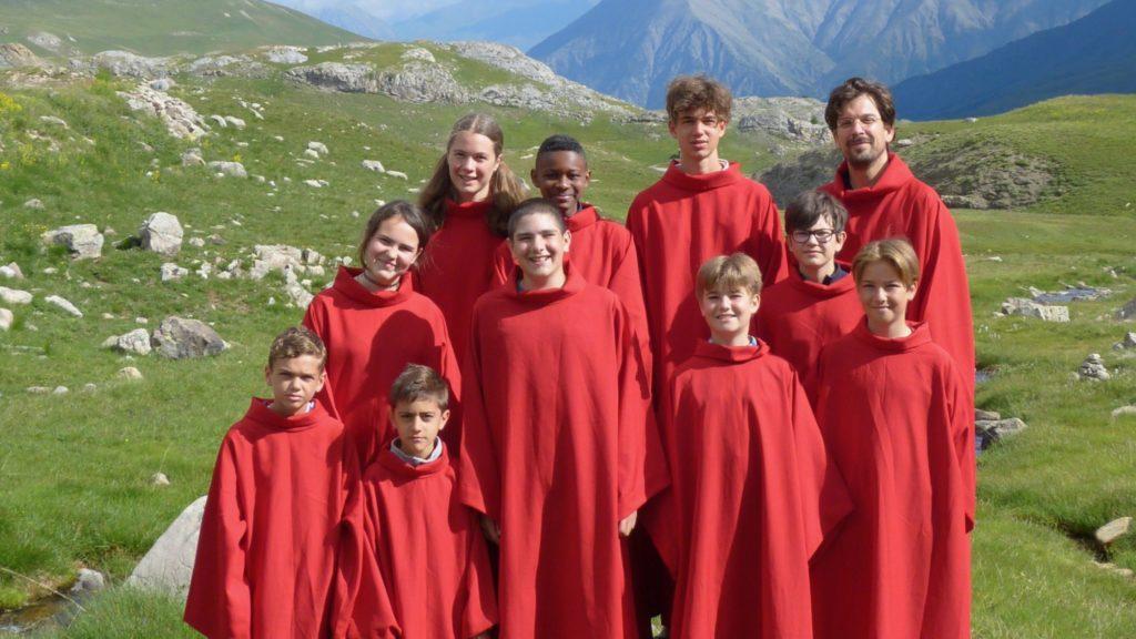 Un nouveau site internet pour les Petits-Chanteurs des Hautes-Alpes