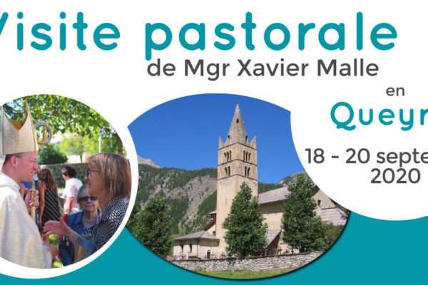 Visite pastorale en Queyras