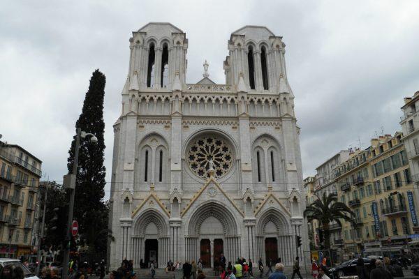 Communiqué de Mgr Malle suite à l'attentat dans la basilique Notre-Dame à Nice