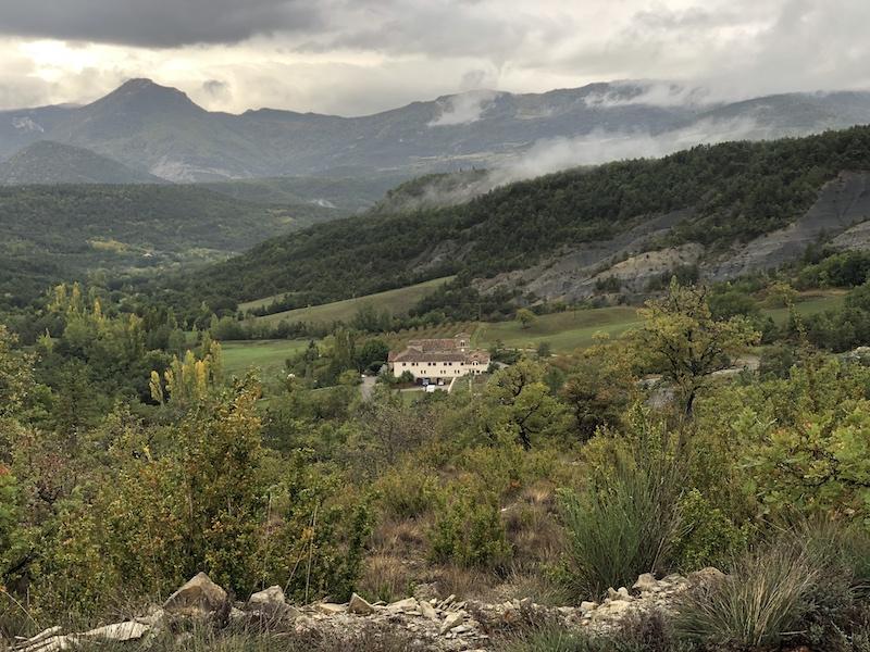 20201004 Homélie à Rosans TO27 Ouverture Année Mariale à l'abbaye