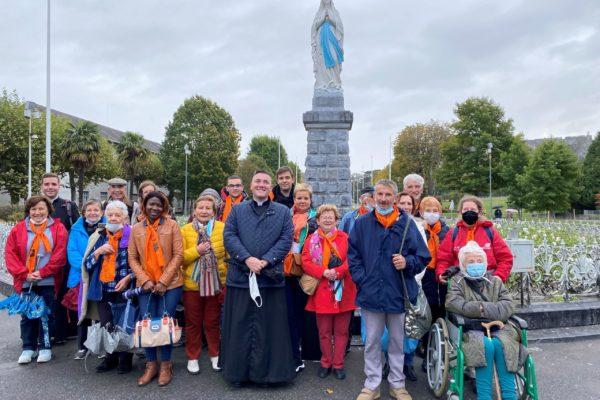 Le pèlerinage du Rosaire en direct