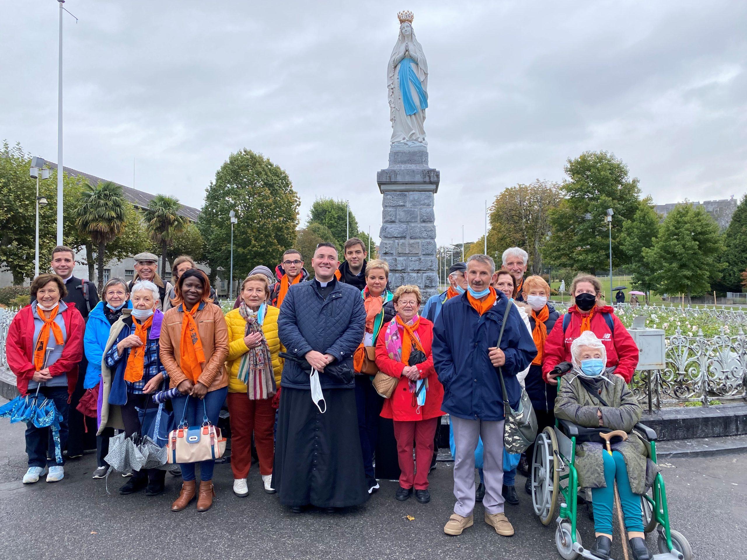 Retour sur le pèlerinage du Rosaire 2020