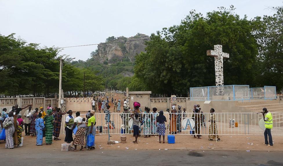 Message de Mgr Xavier Malle pour le centenaire de l'évangélisation du diocèse de Dassa-Zoumé au Bénin