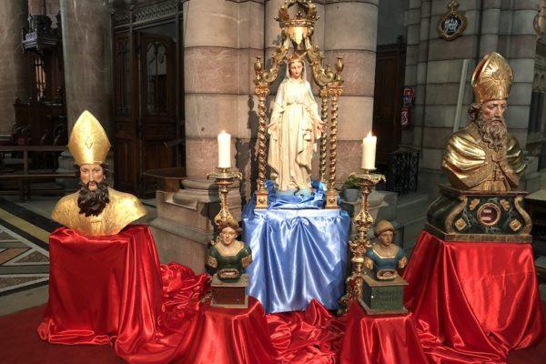 Homélie de la Toussaint 2020 – Cathédrale de Gap