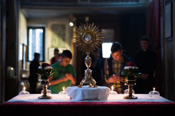Prière de la communion de désir ou communion spirituelle