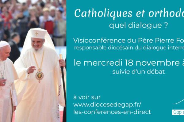 Catholiques et orthodoxes : quel dialogue ?
