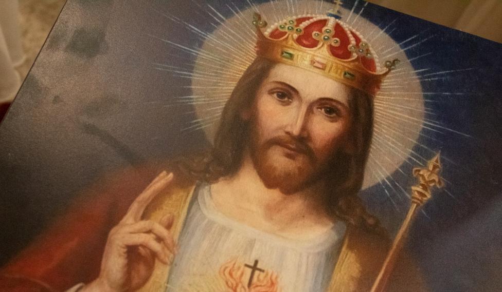 Homélie du Christ-Roi par le Père Devillers à Boscodon