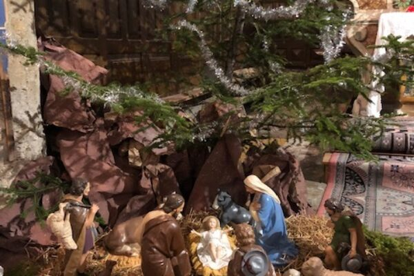 Ce jour de Noël, Dieu n'a qu'une parole à nous dire, son Fils – Homélie 25 décembre 2020 Crots – Crévoux
