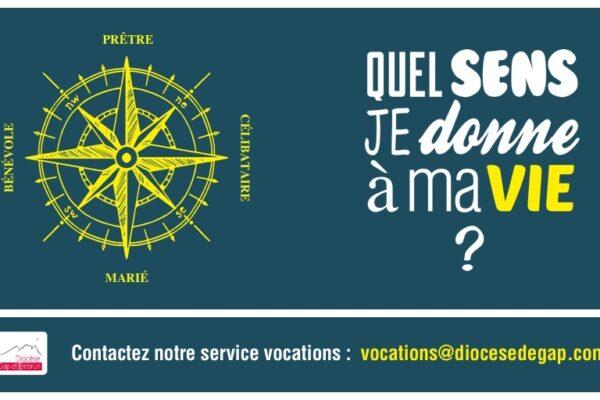 Tes questions méritent des réponses : journée des vocations 2021