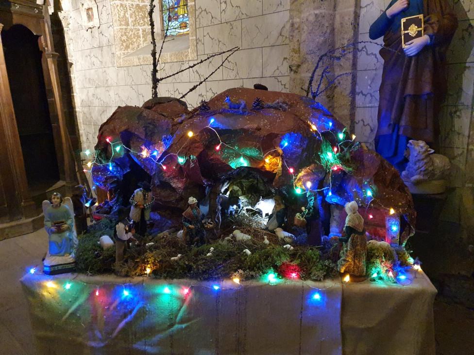 Décembre confiné : les crèches de nos paroisses
