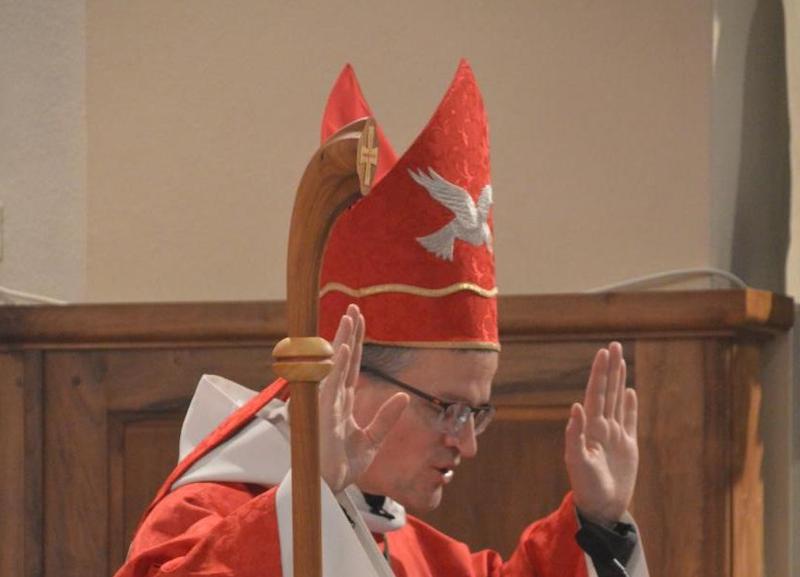 «Vraiment, la vie de l'homme sur la terre est une corvée !» Homélie du 7 février à Chorges, fin de visite pastorale, confirmations, journée prière pour les malades