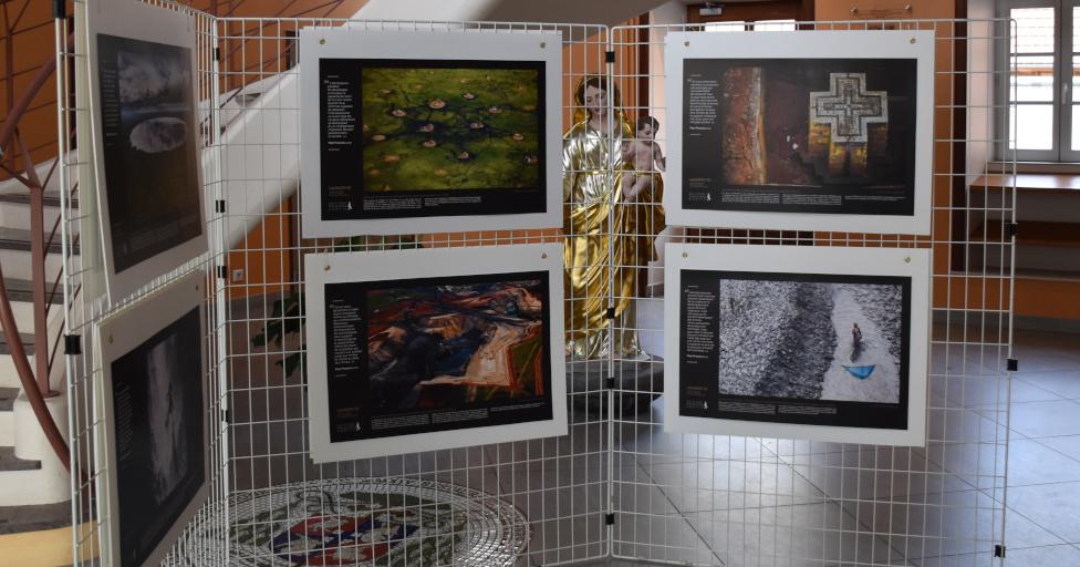 Une exposition Laudato Si' à voir au Centre diocésain Pape François
