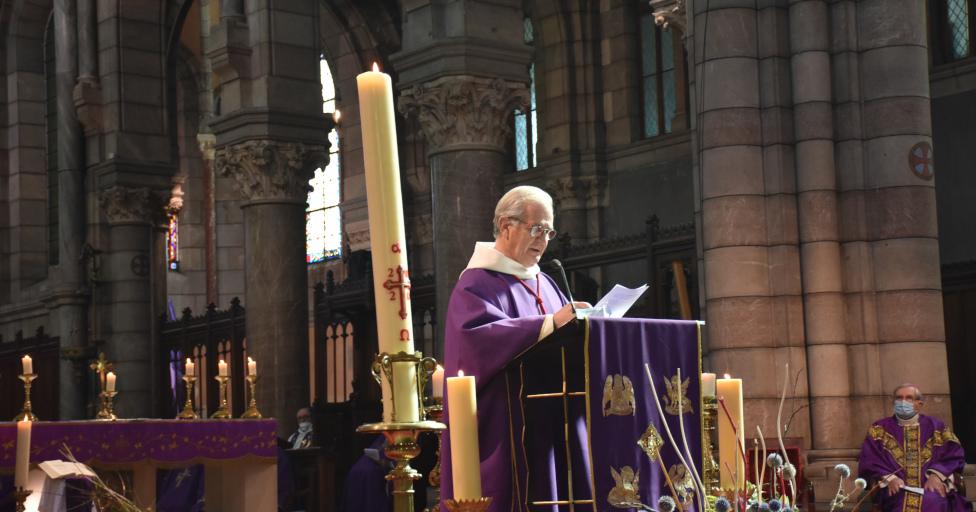 Homélie du Père Bertrand Gournay, pour les obsèques du Père Pierre Fournier