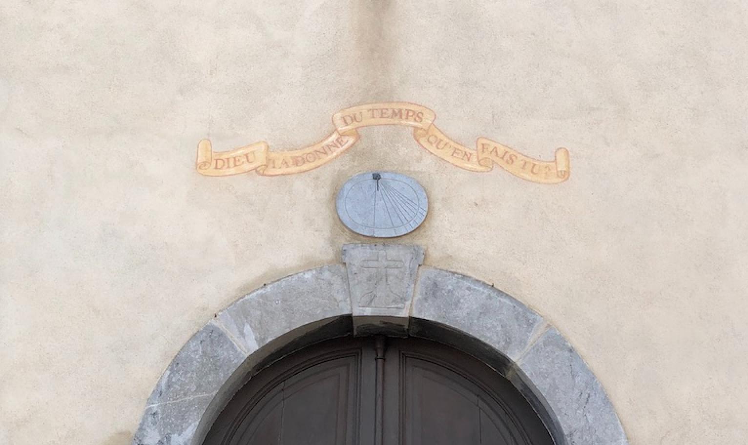 Qu'est-ce qui a le plus de valeur, la brique ou l'ouvrier ? Homélie du 3ème dimanche de Carême à St Bonnet en Champsaur.