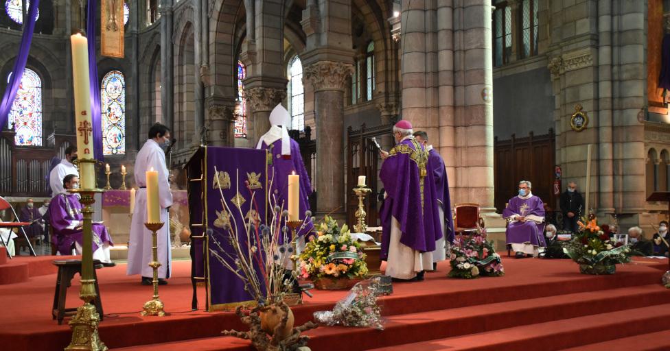Obsèques du Père Pierre Fournier