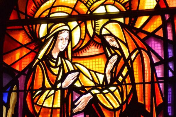 Marie, mère de tendresse en Visitation