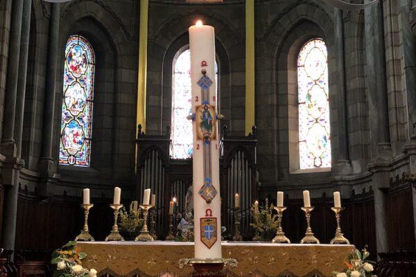 Il vit, et il crut – L'Eucharistie comme présence réelle du Ressuscité – Jour de Pâques 4 avril 2021
