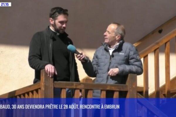 Thibaud, 30 ans, diacre en vue du sacerdoce