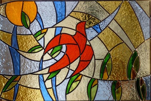 Décès du vitrailliste Maurice Noyer
